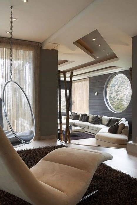 47 yellow black living room bubble swing interior design 32 interior designs with hanging bubble chair messagenote