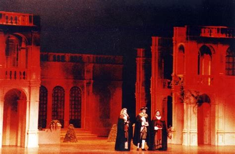 Tosca Set Aida 4in1 don productions