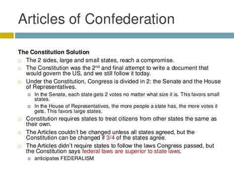 Outline Of The 7 Articles Of The Constitution by 1 2 Day 1 Freedom Vs Security