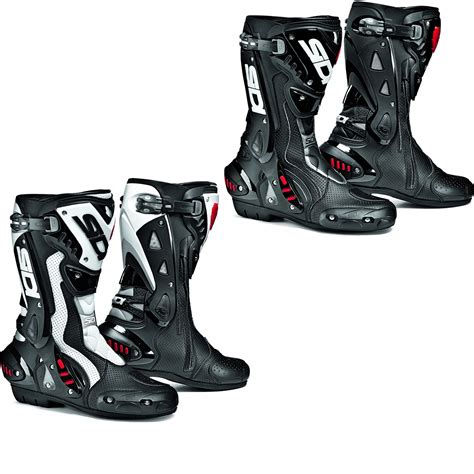 bike racing boots sidi st air motorcycle boots bike racing armoured vented