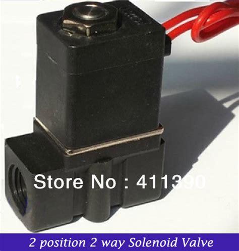 Sanwa 1 2 Inch Mini Valve 3 Ways Stop Kran Mini 3 Jalur 1 aliexpress buy plastic micro solenoid valve 2p025 06 1 8 quot 2 position 2 way mini valve