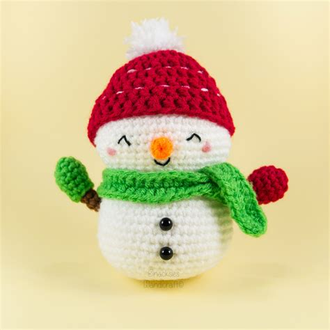 amigurumi snowman pattern free september 2014 snacksies handicraft corner