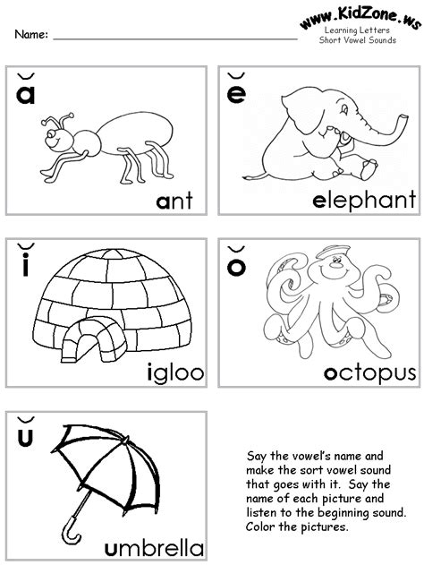 free printable vowel letters short vowels homeschool ideas pinterest short vowels