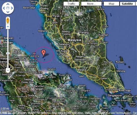 inilah lokasi pulau jemur