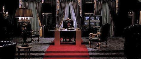 tony montana bedroom tony montana s office in scarface tv movies