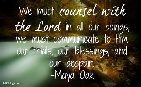 Power In Prayer the power of prayer lds blogs