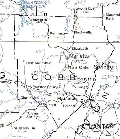 Cobb County Ga Records Georgiainfo
