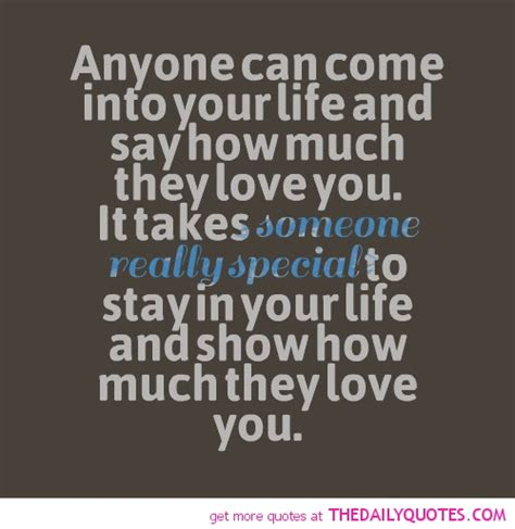 special words inspirational quotes about someone special quotesgram