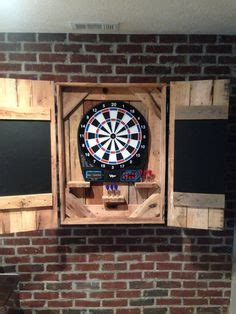 barrington 40 dartboard cabinet with led light free shipping buy barrington 40 quot dartboard cabinet with