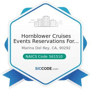 hornblower cruises  reservations zip