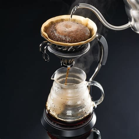 V60 Coffee hario v60 arm stand set vas 8006 hsv pour coffee