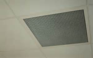 Ventilated Ceiling Tiles How To Install Air Diffuser In Drop Ceiling Grihon