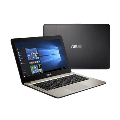Laptop Asus X441u jual asus x441u wx091t notebook black 14 quot i3 6006u