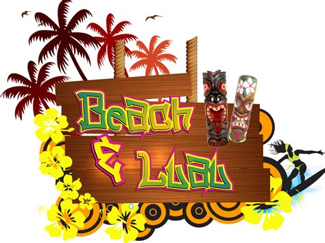 theme names for hawaiian parties luau party png transparent luau party png images pluspng