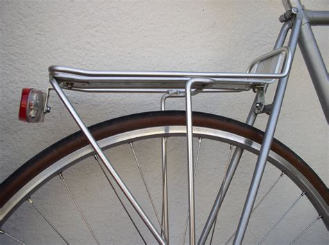 Fixed Gear Front Rack by David S Frejus Fixed Gear Bike