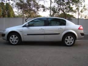 Renault Megane 2006 Sedan Renault Megane Ii 2006 Sedan