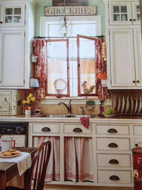 Stile Country Chic by 1500 Best Shabby Chic Kitchens Images On