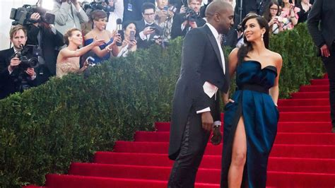 Kimye Wedding Announcement by New York Post Gives And Kanye The World S Worst