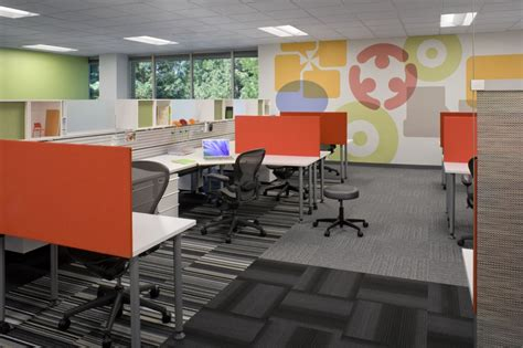 bloombety colorful decorating office ideas at work for ebay colorful office cubicles interior design ideas