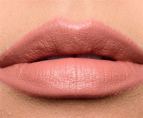 Mac Liptensity mac medium driftwood doe liptensity lipsticks