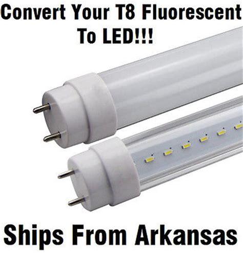 convert fluorescent light to led convert fluorescent light fixture to incandescent 6 ways