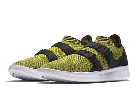 Sneakers Sepatu Nike Air Sock Racer Ultra Flyknit Yellow Premium nike air sock racer ultra flyknit release date sneaker bar detroit