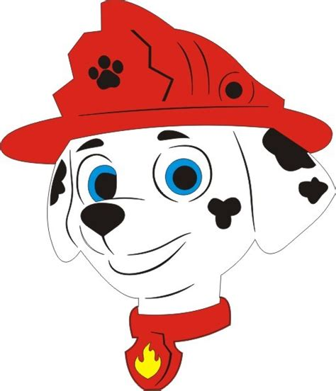 paw patrol characters paw patrol marshall and paw patrol badge paw patrol marshall clipart