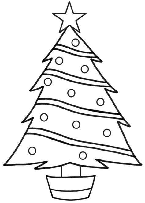 christian christmas tree coloring pages printable pictures of trees cliparts co