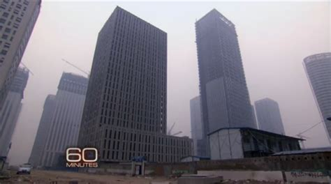 abandoned cities in china this 60 minutes of china s ghost cities is more
