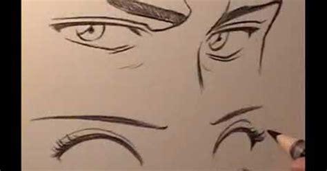 male vs female eyes how to draw manga eyes male vs female video lessons of