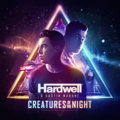 Creatures Of The listen to hardwell mahone s creatures of the