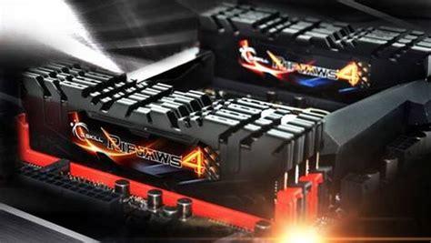 Ram Ddr4 Terbaru ram ddr4 128gb kit resmi dirilis oleh g skill