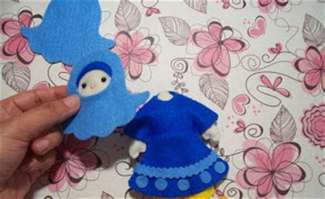 Kepala Boneka 14 cara membuat boneka orang muslim dari kain flanel andriekriss