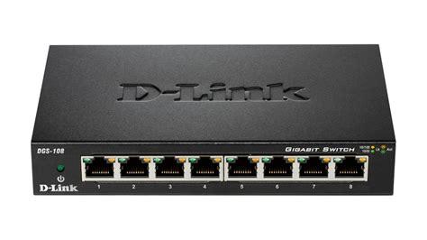 Switch Hub D Link dgs 108 8 port gigabit unmanaged desktop switch d link uk