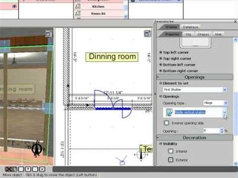 3d Home Design Livecad Tutorials by 3d Home Design By Livecad Tutorials 06 The Windows