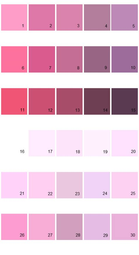 valspar pink colors valspar paint colors tradition palette 14 house paint colors