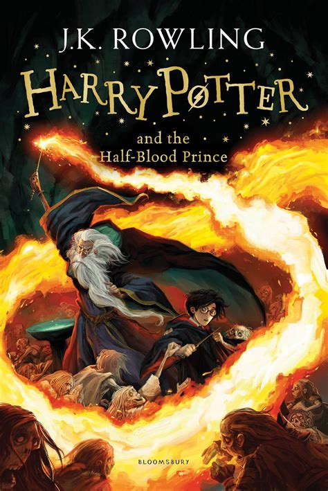 harry potter and the half blood prince series 6 half blood prince uk children s edition 2014 re release