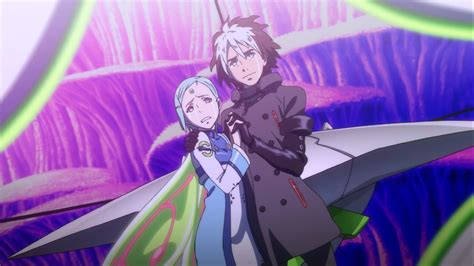 Eureka Seven Ao eureka seven ao renton and eureka eureka seven anime and anime couples