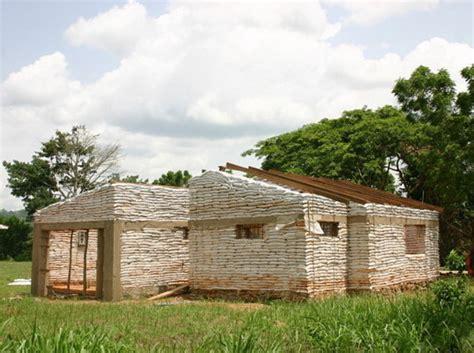earth bag house inhabitat green design innovation