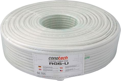 Kabel Kyomitsu Rg6 P kabel koncentryczny rg6 u 1mb sklep ivel pl