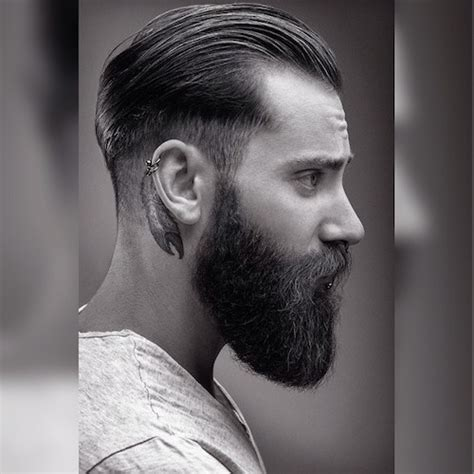 Beard And Hairstyles by 22 Cool Beards And Hairstyles For