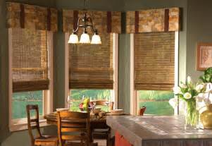 kitchen bay window decorating ideas kitchen curtains smart window treatment ideas