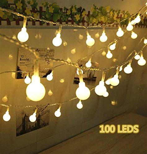 decorative string lights indoor 100 led globe string lights lights indoor