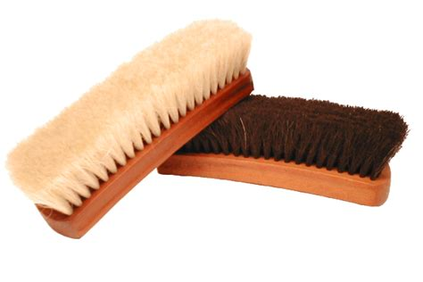 boot and shoe brush large