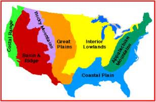 united states map of regions map of us geographic regions