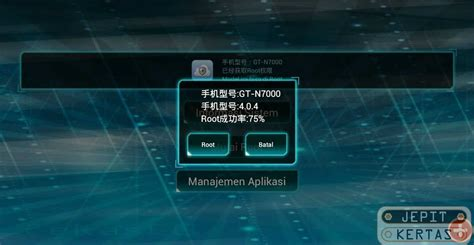 zroot apk key root master apk