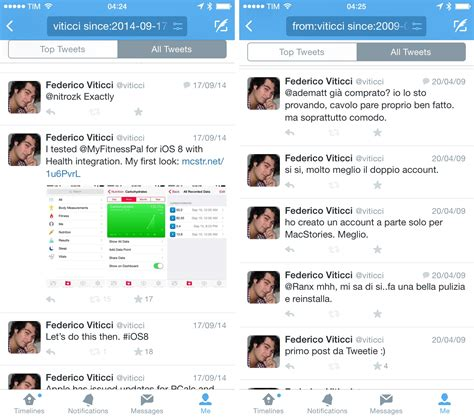 Search For Of You Now Lets You Search Through Its Entire Archive Of Tweets Sent Since 2006