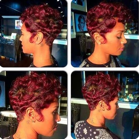 rods and finger wave hair styles 61 short hairstyles that black women can wear all year long