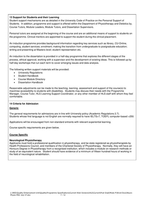 physiotherapy dissertation ideas physiotherapy dissertation ideas