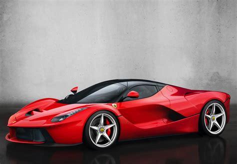 New Enzo Ferrari by 2013 Ferrari Laferrari Revealed The New Enzo F70